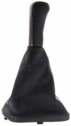 Чехол+ручка КПП ВАЗ 2110-12 (коричневая) с рамкой