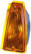 Указатель поворота передний ВАЗ-2108-099 желтый левый LADA