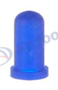 Колпачок резиновый синий на лампу Т5  1,2W б/ц
