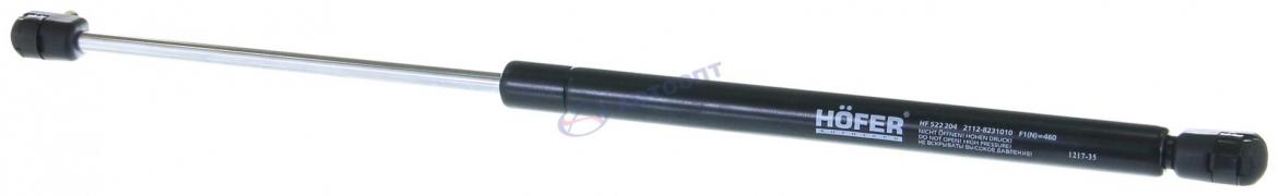 """Амортизатор багажника ВАЗ-2112 газовый (522 204) """"HOFER"""" (Германия)"""