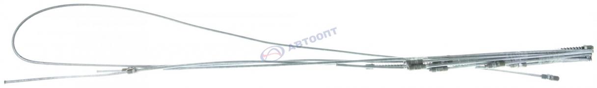 Трубки топливные УАЗ-452 (6 шт) (г.Ульяновск)
