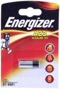 Батарейка Energizer Alk A23/E23A (брелок сигн) FSB1 (блистер 1шт) (Китай)