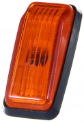 Повторитель поворотов ВАЗ-2108 желтый (20.3726-01) патрон/лампа