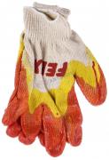 """Перчатки трикотажные """"FELIX"""" c двойным латексным покрытием """"Тосол-Синтез"""" (г.Дзержинск)"""