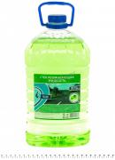 """Жидкость для омывания стекол ЛЕТО 4 л """"RAIN"""" с ароматом зеленого яблока"""