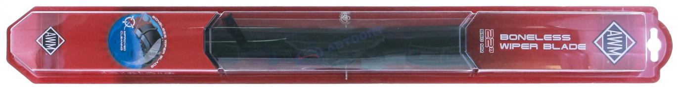 """Щетка стеклоочистителя AWM Boneless [550мм/22""""] бескаркасная всесезонная (B22)"""