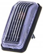Повторитель поворотов ВАЗ-2110 прозрачный, патрон/лампа