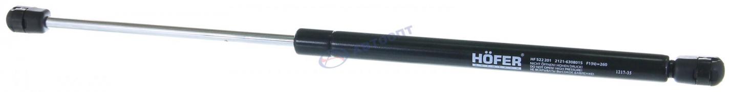 """Амортизатор багажника ВАЗ-2121 газовый (522 201) """"HOFER"""" (Германия)"""