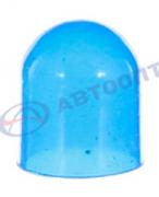 Колпачок резиновый синий на лампу Т10  5W б/ц