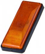 Повторитель поворотов ВАЗ-2103, 2106 (13.3726-01) желтый с патроном