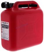 Канистра для топлива 10л без детской крышки (красная) REXXON