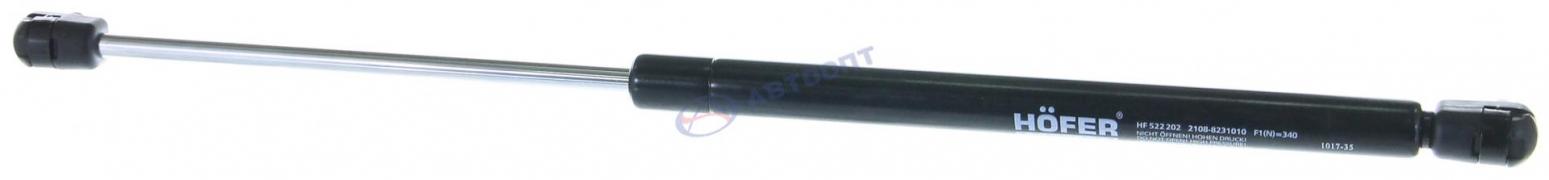 """Амортизатор багажника ВАЗ-2108 (с креплением) (2108-6308010) (522 202) """"HOFER"""" (Германия)"""