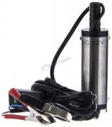 Насос для перекачки дизельного топлива (d=38мм погружной) 12В/5А 10 л/мин (00893)