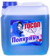 """Тосол -40 """"Полярник""""  5 кг  """"СИНТЕЗ-ПАК""""  (г.Дзержинск)"""