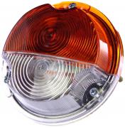 Указатель поворотов и габаритов УАЗ, ГАЗ 53 (металлический корпус) (ПФ 130)