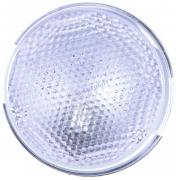 Плафон освещения салона ГАЗ/ПАЗ/ЗИЛ/УАЗ (кабины круглый) (2802.3714) (г.Владимир)