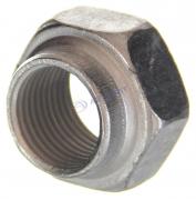 Гайка М18х1,5х17 ступицы правая без точки ВАЗ-2101-2107 (ВАЗ-2121 L=R) (14044171) (г.Белебей)