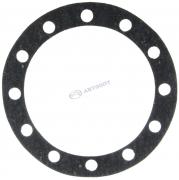 Прокладка полуоси (паронит) толщина 0.4мм КАМАЗ ЕВРО (4310-2304091)
