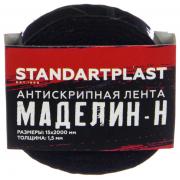 "Шумоизоляция ленточная ""Корректор 5"" (антискрип) ЛЕНТА (15*2000*1.5 мм) ""SmartMat"""