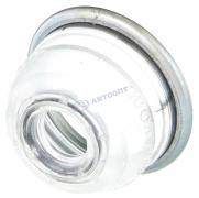 Пыльник тяг рулевой трапеции ВАЗ-2101-2107 силиконовый (рулёвка) (2107-3003074) (г.Балаково)