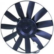 """Электродвигатель вентилятора охлаждения ГАЗ дв.406 11 лопастей (LFc0310)  """"LUZAR"""""""