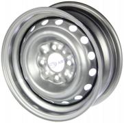 Диск колеса ВАЗ-2103 (2103-3101015) серебро LADA