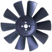 Крыльчатка вентилятора радиатора Газель 10-ти лопостная (3302-1308010) (г.Н.Новгород)