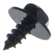Саморез с шайбой М 6х16 под ключ 10 (шайба D18) (C 2б) (для пласт. защиты)