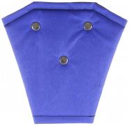 Корректор ремня безопасности оксфорд (синий)