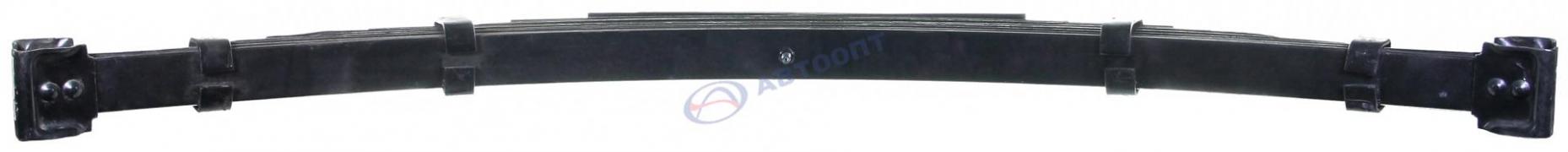 Рессора УАЗ задняя с чашками (3883-2912012) (г.Чусовой)
