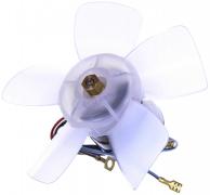 Электродвигатель печки ВАЗ-2101на подшипниках с крыльчаткой (МЭ255-05) (г.Калуга)