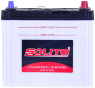 Аккумулятор Solite CMF 50Ач [Азиатский/Обратная полярность] 470A 65B24L
