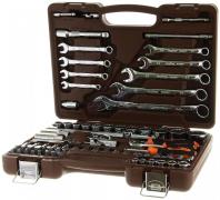"""Набор профессионального инструмента 1/2""""  (82 предмета) 12-гранные (OMT82S12)   """"OMBRA"""" (Тайвань)"""