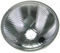 Элемент оптический ВАЗ-2101 с подсветкой под галогеновую лампу, без отражателя