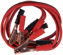 """Провода прикуривателя 500А (3 м, -50С) изоляция TPE, (в сумочке на молнии) """"KS"""""""