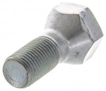 Болт колеса ВАЗ-2108-2115 М12х1,25х23/38 (ключ на 19, ЦИНК) (356-7497100) (г.Белебей)