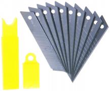 """Лезвие сегментное сменное для ножа18мм, (10шт) (GUK197SB) """"THORVIK"""""""
