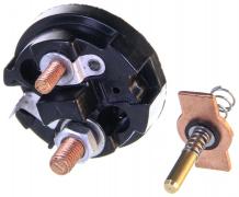 Ремкомплект втягивающего реле ВАЗ-2110 (с крышкой)