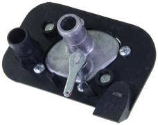 Кран отопителя ВАЗ-2108 керамический (2108-8101150)