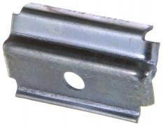 Крепление аккумулятора старого образца Газель,Волга,ГАЗ (3102-3703036)