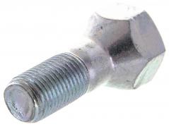 Болт колеса ВАЗ-2101-2107 М12х1,25х27/42 (ключ на 19) (2101-3101040) (г.Белебей)