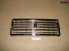Решетка радиатора ВАЗ-2107 хром (без эмблемы) (8401014/2104)  (г.Сызрань)