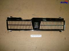 Решетка радиатора ВАЗ-2108 хром (ТЮНИНГ, зубатка) (8401016)