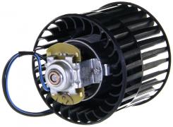 Электродвигатель печки ВАЗ-2108, ГАЗель (с2004г) с крыльчаткой (45.3730) (г.Калуга)