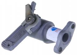 Кран отопителя ВАЗ-2101-2107 (шар.) в уп. (2101-8101150)  (г.Сим)