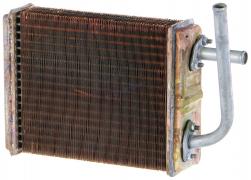 Радиатор отопителя ВАЗ-2101-07, двухрядный (медный) (2101-8101050-03) (г.Оренбург)