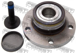 "Подш.ступ.узел Audi A3 '03-'13,Seat Altea '06-'15,Skoda Okt,Sup '04-'15,VW Golf,Jetta,Passat,Tiguan '03-'15,Rear, 2382-B6MR ""FEBEST"" (Германия)"
