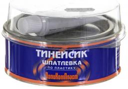 "Шпатлевка ""Тинейсик по пластику"" 0,35 кг ""ПолиКомПласт"" (г.Москва)"