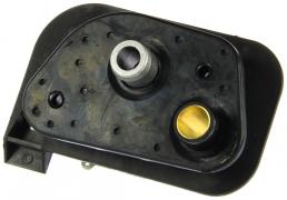 Кран отопителя ВАЗ-2108-099.2110-15 керамический (2108-8101150) AUTORAM