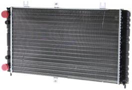 """Радиатор ВАЗ-2170 Приора (HF 708 420) """"HOFER"""""""